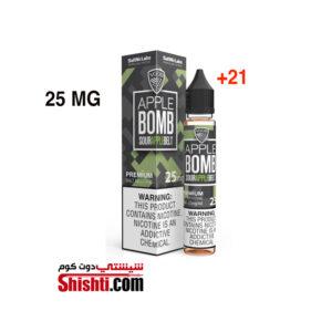 APPLE BOMB VGOD SALTNIC 25 MG