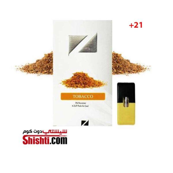 juul ziip tobacco