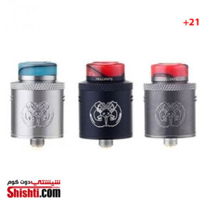 Replacement Cap With Drip Tip kit for Hellvape Drop Dead RDA tank