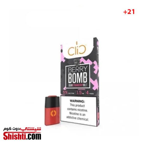 CliC Berry Bomb