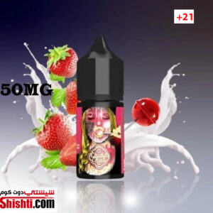 CHUBA CHUB -STRAWBERRY CREAM 50MG كويت فيب