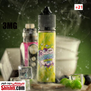 GUMMY MELON ICE 3MG vape online