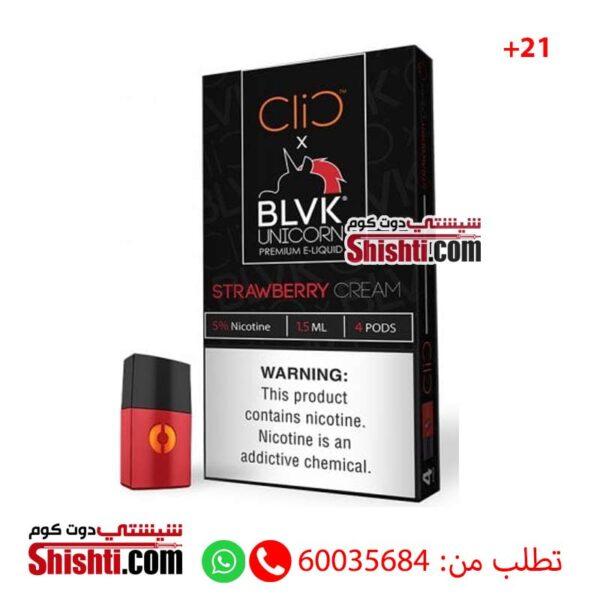 clic pods Kuwait strawberry