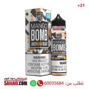 mango bomb vape liquid