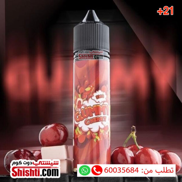 gummy cherry vape liquid