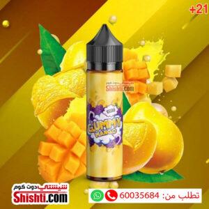 gummy mango vape liquid