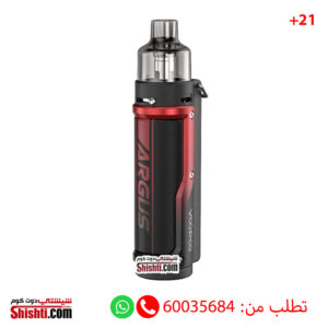 voopoo argus pro red 80w