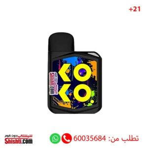 koko prime kuwait black color