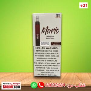 mario tobacco pod vape mario JDI