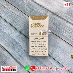 hopo cream tobacco hopo pods