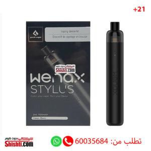 vape wenax black wenax kit