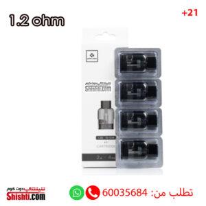 wenax k1 pods 1.2 ohm