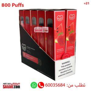 puff bar plus strawberry watermelon wholesale