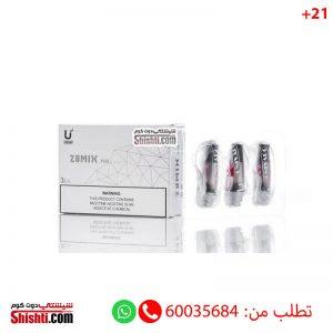 zumix pods refillable cartridge