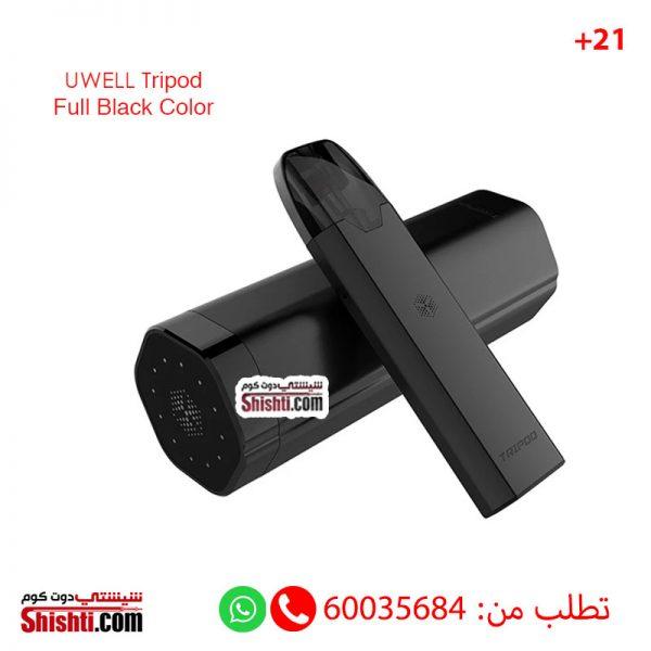 uwell tripod black color