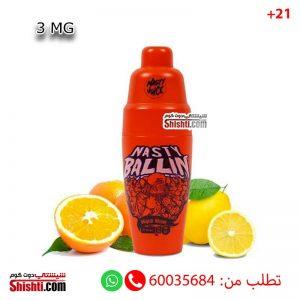 nasty balion juice 3mg