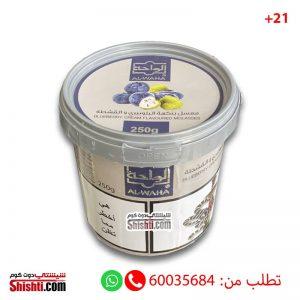 alwaha blueberry cream molasses 250 grams