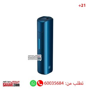 iqos lil 2.0 blue color heating system