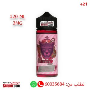 pink extra pink candy 120ml
